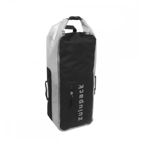 Zulupack Backpack 25 vízálló hátizsák - Fekete