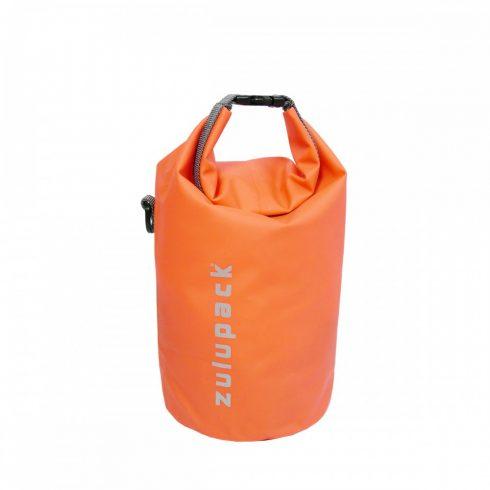 Zulupack Tube 3 Vízálló zsák - Narancssárga