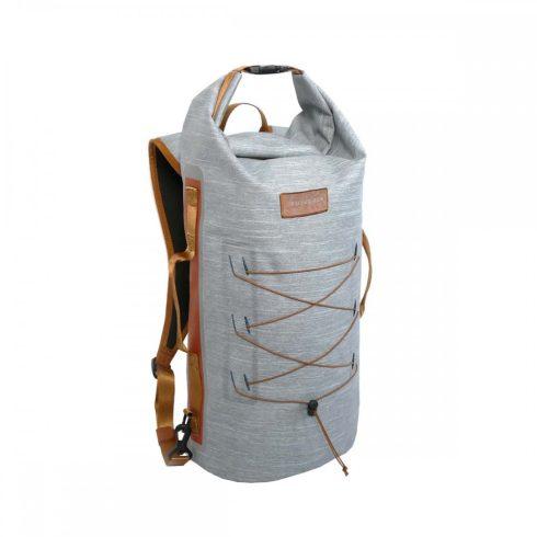 Zulupack Smart Tube 20 vízálló hátizsák - Szürke / Camel