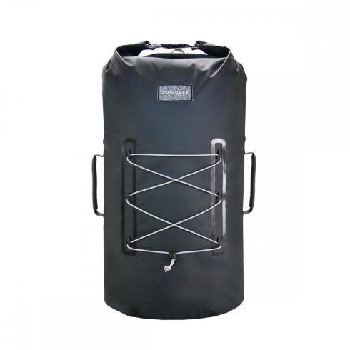 Zulupack Smart Tube 40 vízálló hátizsák - Fekete