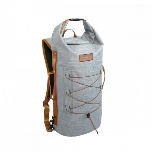 Zulupack Smart Tube 40 vízálló hátizsák - Szürke / Camel