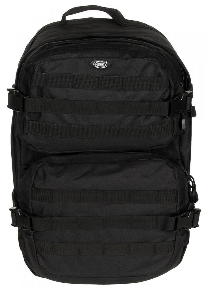MFH Assault II taktikai hátizsák - Fekete