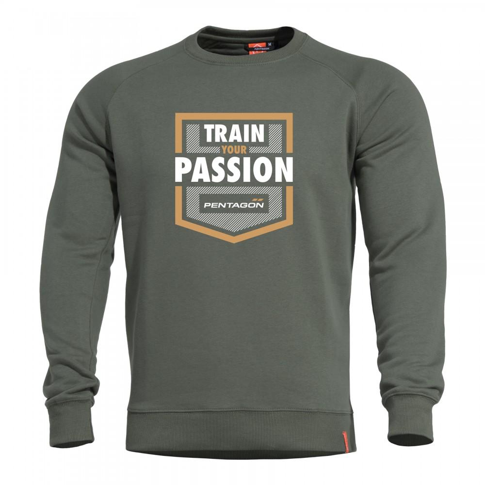 PENTAGON HAWK Train Passion pulóver